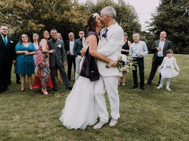 Le mariage de Jean-Marc et Karine à Plomeur, Finistère 100