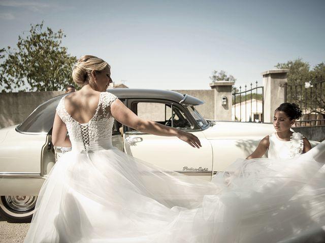 Le mariage de Thomas et Marion à Milhaud, Gard 20