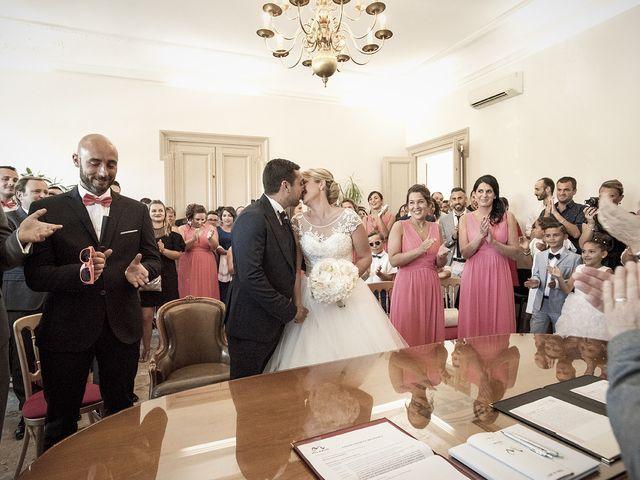 Le mariage de Thomas et Marion à Milhaud, Gard 26