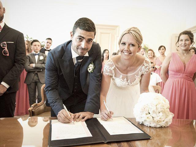 Le mariage de Thomas et Marion à Milhaud, Gard 27