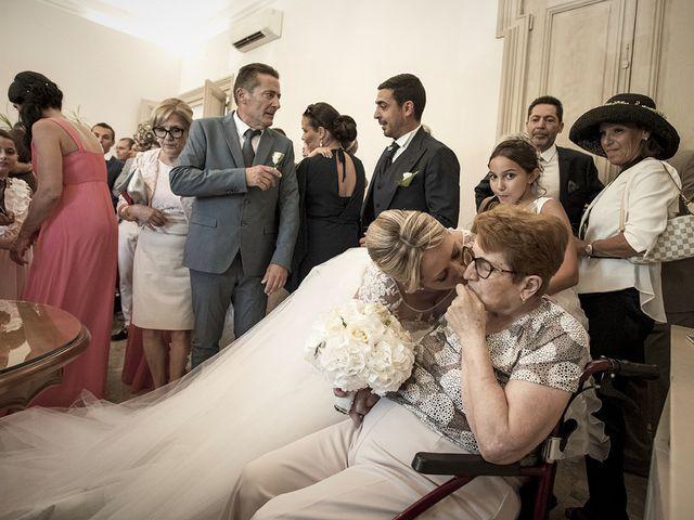 Le mariage de Thomas et Marion à Milhaud, Gard 28