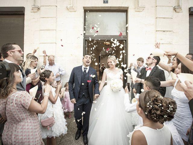 Le mariage de Thomas et Marion à Milhaud, Gard 30
