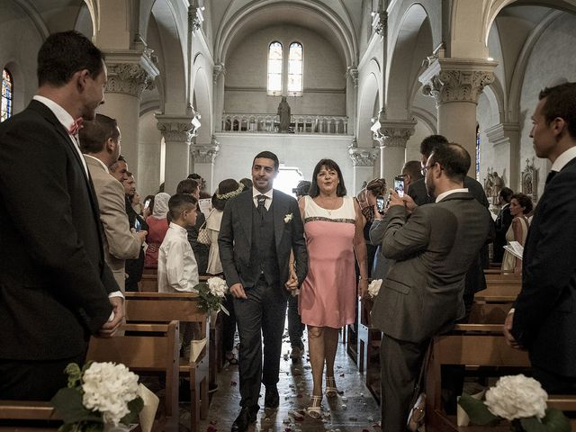 Le mariage de Thomas et Marion à Milhaud, Gard 32