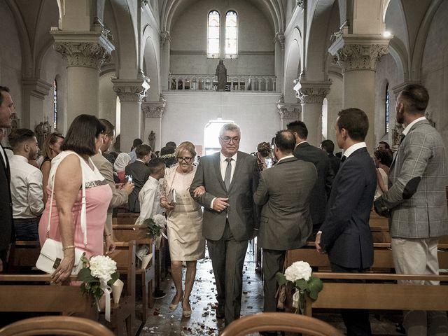 Le mariage de Thomas et Marion à Milhaud, Gard 33