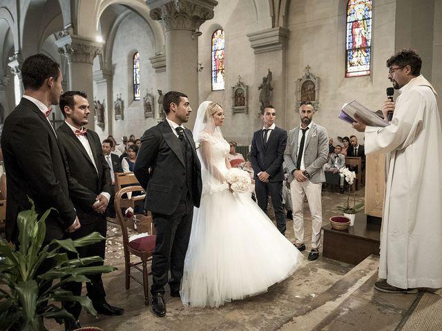 Le mariage de Thomas et Marion à Milhaud, Gard 38