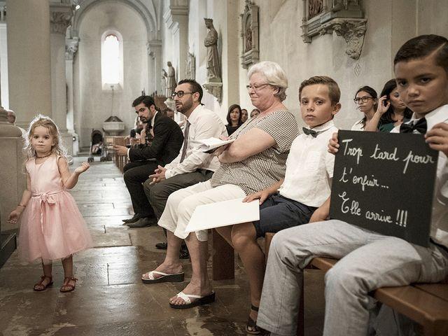 Le mariage de Thomas et Marion à Milhaud, Gard 44