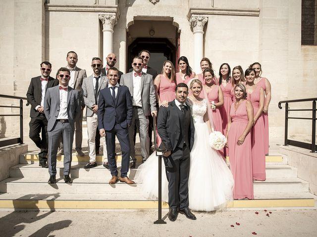 Le mariage de Thomas et Marion à Milhaud, Gard 50