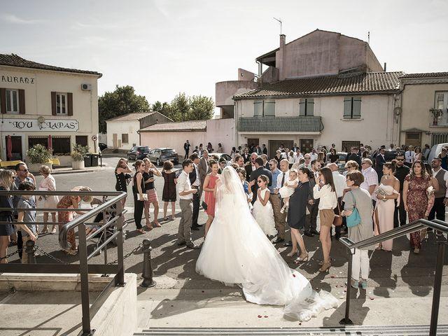 Le mariage de Thomas et Marion à Milhaud, Gard 51