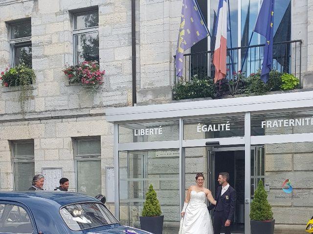 Le mariage de Julien et Laetitia à Guillon-les-Bains, Doubs 4