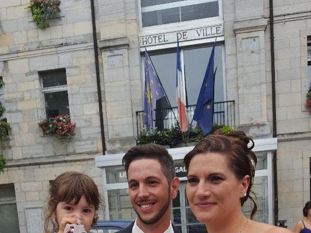 Le mariage de Julien et Laetitia à Guillon-les-Bains, Doubs 12