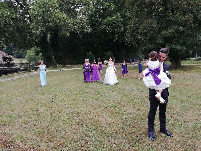 Le mariage de Julien et Laetitia à Guillon-les-Bains, Doubs 13