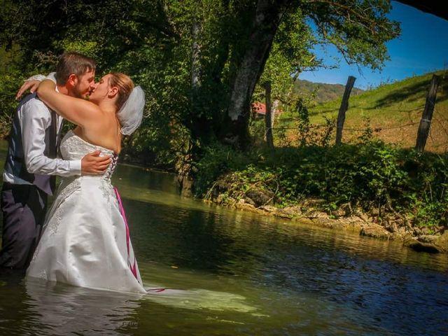 Le mariage de Julien et Laetitia à Guillon-les-Bains, Doubs 2