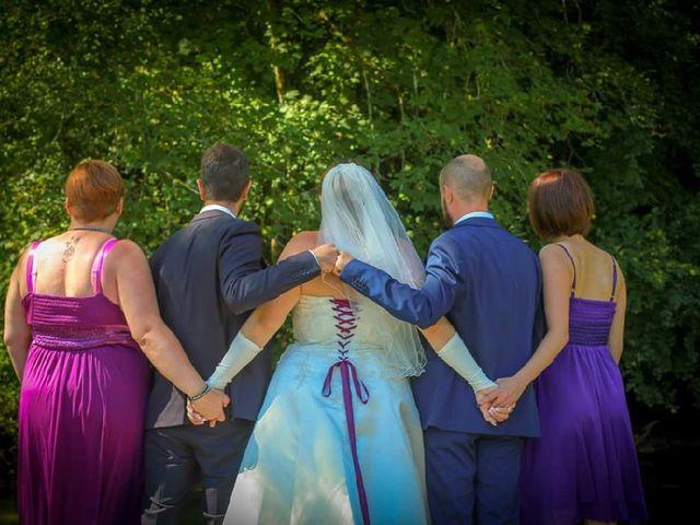 Le mariage de Julien et Laetitia à Guillon-les-Bains, Doubs 19