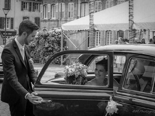 Le mariage de Julien et Laetitia à Guillon-les-Bains, Doubs 20