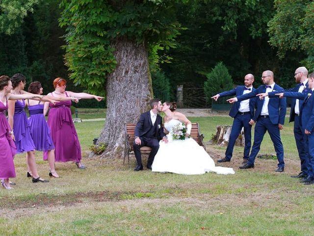 Le mariage de Julien et Laetitia à Guillon-les-Bains, Doubs 24