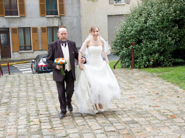 Le mariage de Thierry et Claire à Linas, Essonne 2