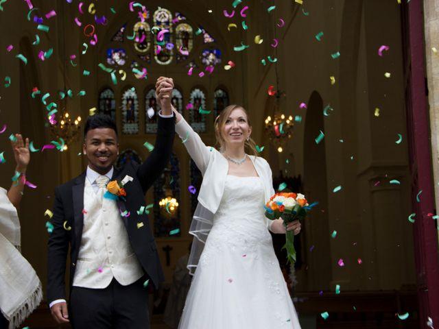 Le mariage de Thierry et Claire à Linas, Essonne 7