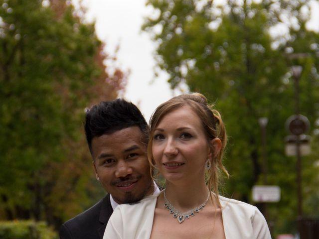 Le mariage de Thierry et Claire à Linas, Essonne 1