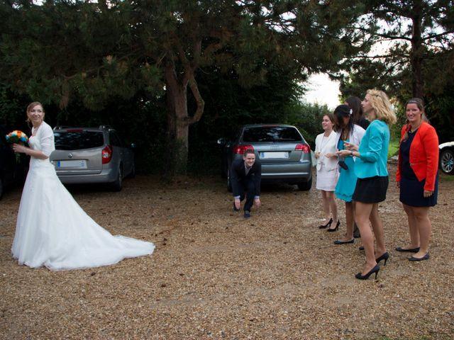 Le mariage de Thierry et Claire à Linas, Essonne 12