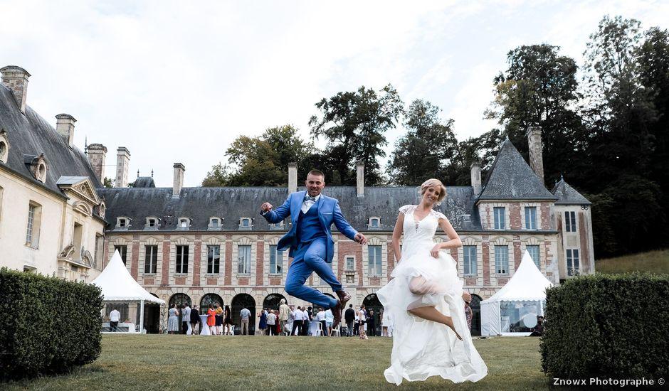 Le mariage de Tony et Gwenaelle à Gouvix, Calvados