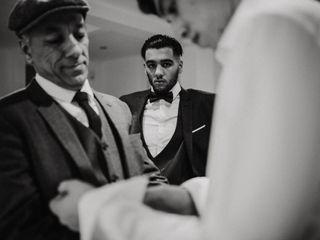 Le mariage de Claire et Mohamed 3