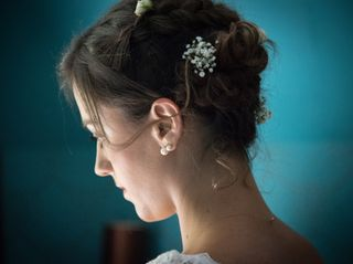 Le mariage de Anne Julie et Antoine 1