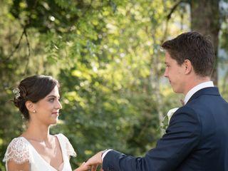 Le mariage de Anne Julie et Antoine