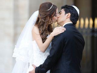 Le mariage de Caroline et Samuel