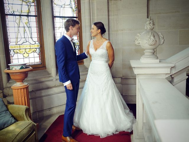 Le mariage de Gerben et Julie à Villersexel, Haute-Saône 12