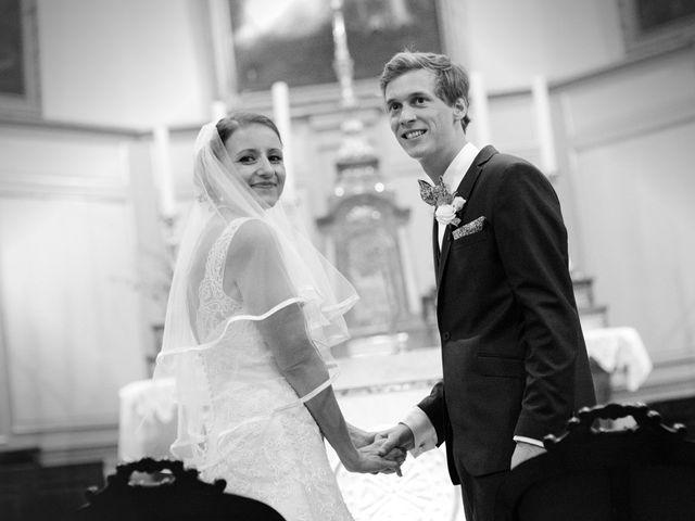 Le mariage de Gerben et Julie à Villersexel, Haute-Saône 13