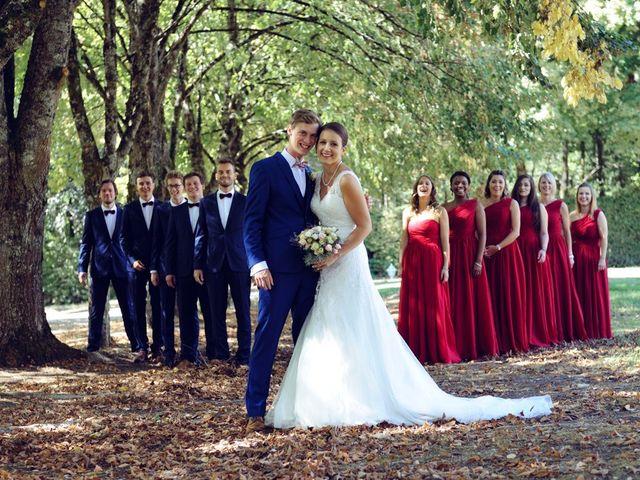 Le mariage de Gerben et Julie à Villersexel, Haute-Saône 18