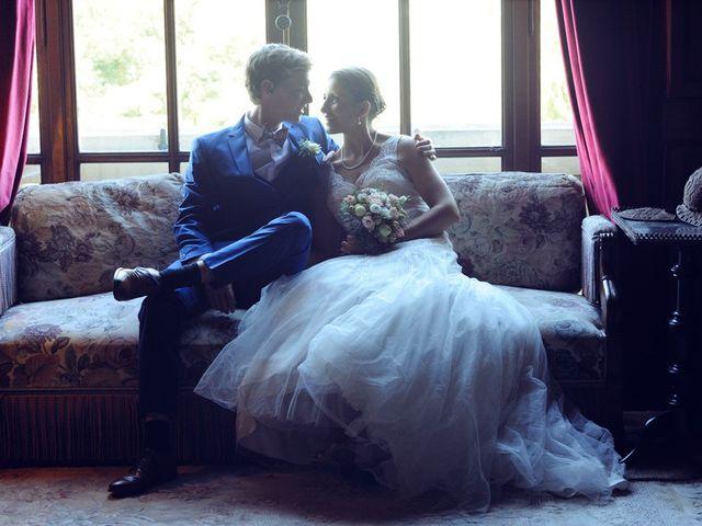 Le mariage de Gerben et Julie à Villersexel, Haute-Saône 19