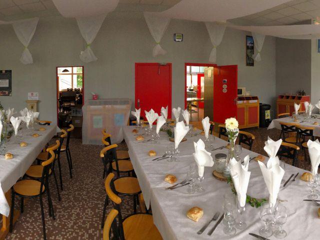 Le mariage de Laurent et Elodie à Saint-Jean-Saint-Nicolas, Hautes-Alpes 1