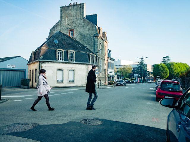 Le mariage de Geoffrey et Laurie à Silfiac, Morbihan 3