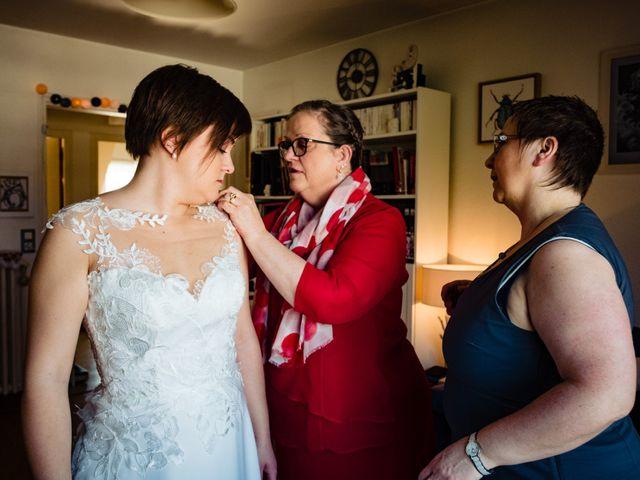 Le mariage de Geoffrey et Laurie à Silfiac, Morbihan 15