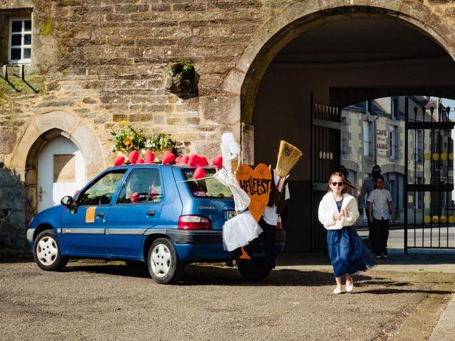 Le mariage de Geoffrey et Laurie à Silfiac, Morbihan 23