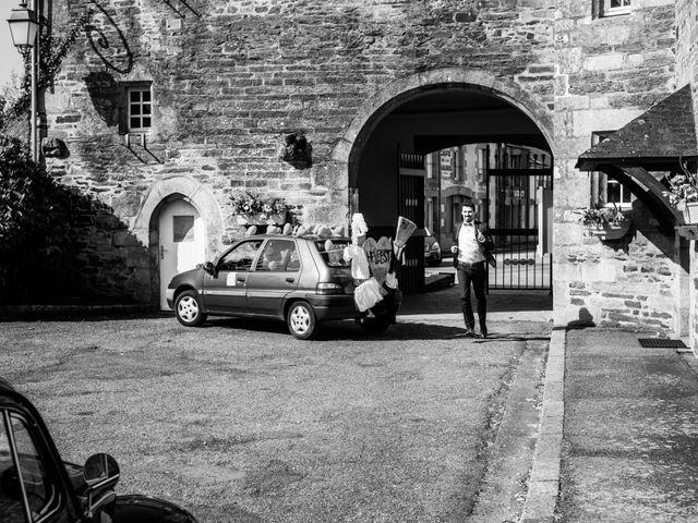 Le mariage de Geoffrey et Laurie à Silfiac, Morbihan 26