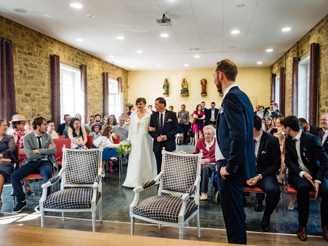 Le mariage de Geoffrey et Laurie à Silfiac, Morbihan 28