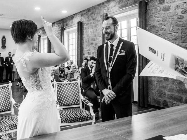 Le mariage de Geoffrey et Laurie à Silfiac, Morbihan 30