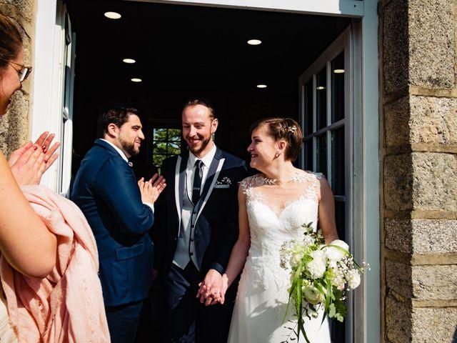 Le mariage de Geoffrey et Laurie à Silfiac, Morbihan 35