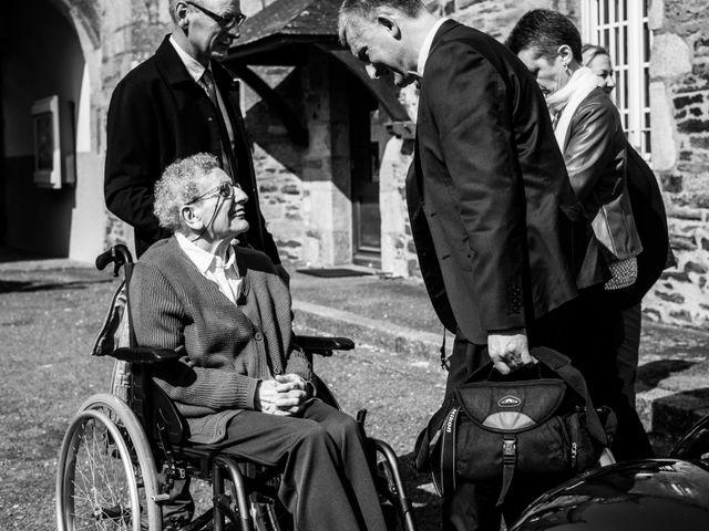 Le mariage de Geoffrey et Laurie à Silfiac, Morbihan 36