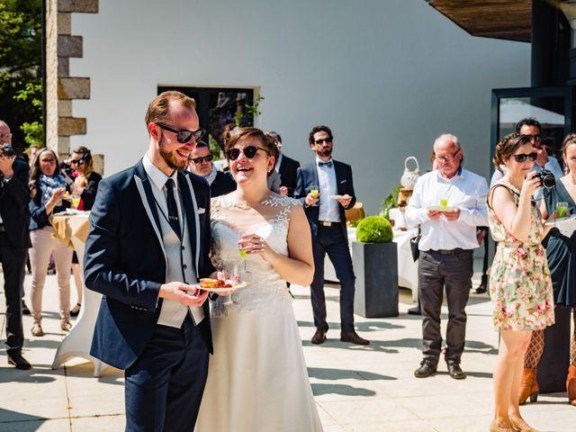 Le mariage de Geoffrey et Laurie à Silfiac, Morbihan 41