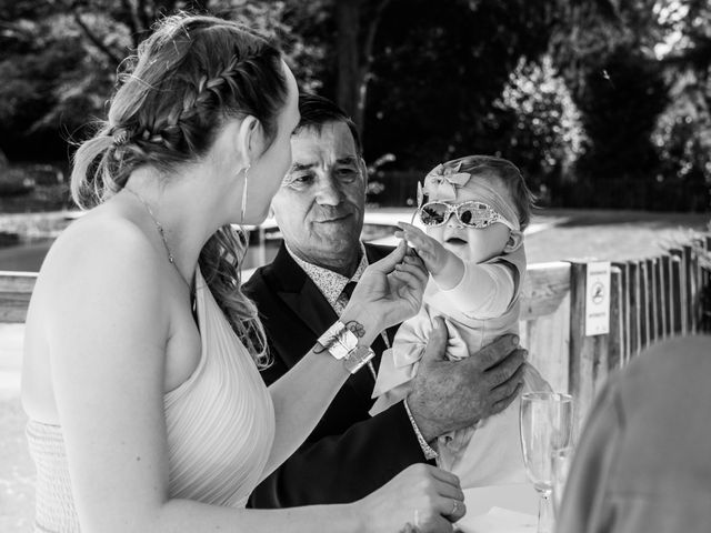 Le mariage de Geoffrey et Laurie à Silfiac, Morbihan 44