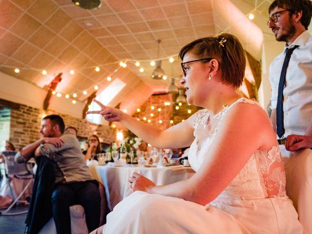 Le mariage de Geoffrey et Laurie à Silfiac, Morbihan 64