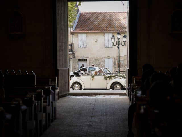 Le mariage de Loïc et Jade à Les Baux-de-Provence, Bouches-du-Rhône 21