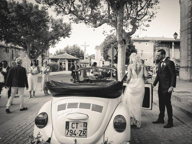 Le mariage de Loïc et Jade à Les Baux-de-Provence, Bouches-du-Rhône 32