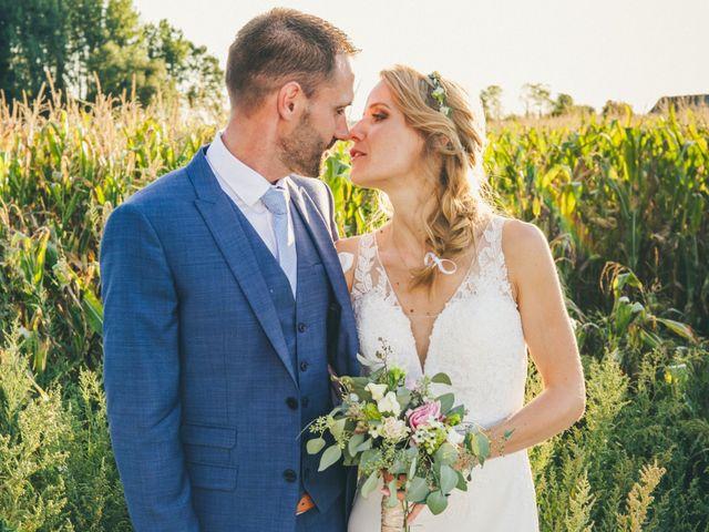 Le mariage de Adeline et Franck