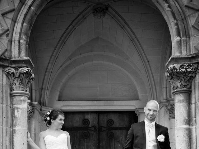 Le mariage de Mathieu et Lucille à Bruyères-et-Montbérault, Aisne 33