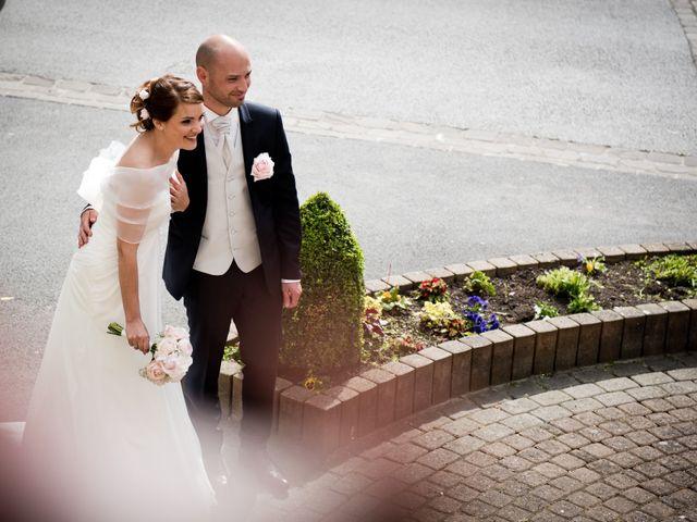 Le mariage de Mathieu et Lucille à Bruyères-et-Montbérault, Aisne 42