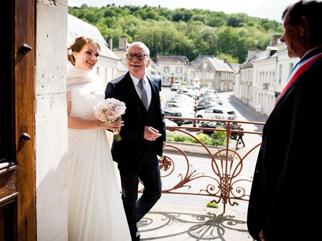 Le mariage de Mathieu et Lucille à Bruyères-et-Montbérault, Aisne 44